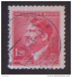 1943-DEUTSCHES HITLER REICH Bohmen,Cechi,Moravia,brie fmark timber-4v.43-11,Praha 73 - Delcampe.it