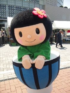 "Seto-chan, Japan's ""Yurukyara"" Promotion Mascot|ゆるキャラ"