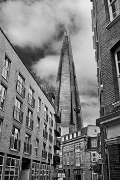 """Photograph a 12""""x18"""" Photographic Print of The Shard, Eur... https://www.amazon.co.uk/dp/B01N2XZLWW/ref=cm_sw_r_pi_dp_x_WO9yybFCY616E #theshard #photography #art #architecture"""