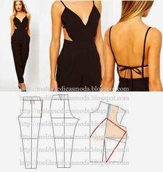 mi blog d costura: Diseños