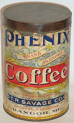 Phenix Brand Blended Coffee