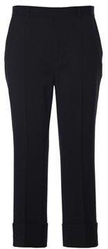 DSQUARED2 Women's Black Wool Pants.