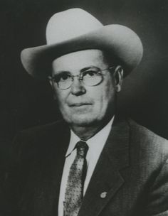 Gus Scroggins played many roles for AQHA: organizer, founder, judge and inspector. He was inducted to the Hall of Fame in 1988. Learn more about the AQHA Hall of Fame inductees at http://aqha.com/en/Foundation/Museum/Hall-of-Fame/Hall-of-Fame-Inductees.aspx