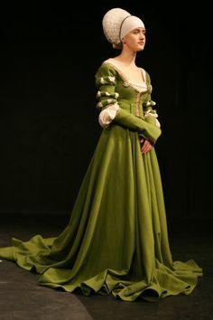 Costumes: Dresses & Gowns – Dürer Kleid, beautifully made.