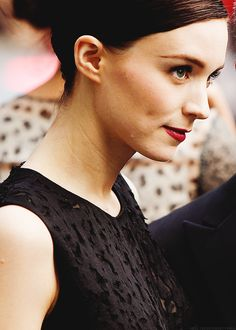 Rooney Mara - love her eye brows