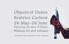 """Objects of Desire"""