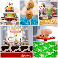 Details from a Toy Story Themed Birthday Party via Kara's Party Ideas | The Place for All Things Party! KarasPartyIdeas.com (1)