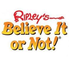 Ripleys Believe It Or Not Museum London #London #stepbystep