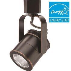 Lithonia Lighting Spotlight 1-Light Oil-Rubbed Bronze Integrated LED Track…