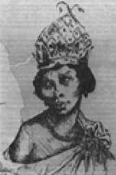 Nzinga of Ndongo and Matamba  Queen of the Ndongo and Matamba Kingdoms (modern Angola)  Born c. 1583 – died 1663  Claim to Fame: Warrior queen and femme fatale