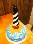Lighthouse Cake   Lighthouse Party
