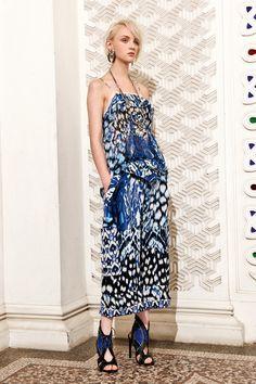 Roberto Cavalli Resort 2014 Collection Slideshow on Style.com