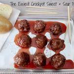 The Easiest Sweet & Sour ...