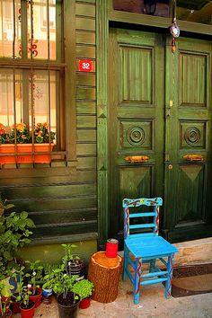 Old house I Kuzguncuk,Istanbul