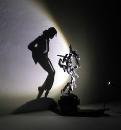youdidwhatnow: Diet Wiegman's light sculptures must take a long time to figure out.