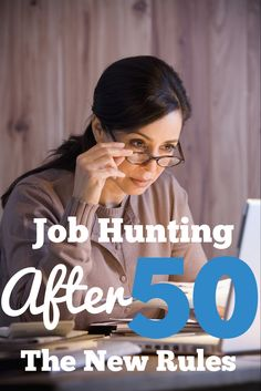 Job Hunting After 50? What are the new rules? http://www.thedailymuse.com/job-search/job-hunting-after-50-the-new-rules/