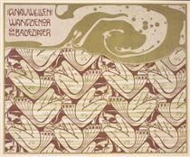 Danube waves - Koloman Moser