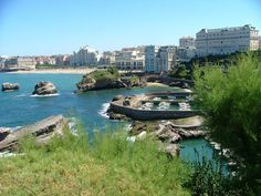 le port des pêcheurs biarritz