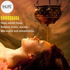 Benefits of Shirodhara! #Shirodhara #Ayurveda