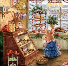 Susan Wheeler. Chocolate cake (DETAIL) - Rodents Wallpaper ID 940600 - Desktop Nexus Animals