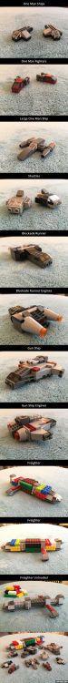 Lego Micro Space #spaceship  http://ift.tt/2v5SIj4 16...