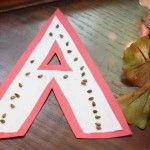 Looking for fun ways to teach your child letter names and sounds? Mouse over each image below to read the description and then click to take you to the post/tutorial.