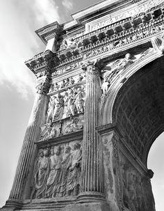 ITALIA - s-h-e-e-r: Arco di Traiano