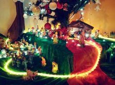 Presépio Merry Christmas