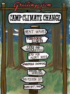 Camp Climate Change