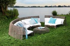 The Wave from Apple Bee Outdoor Furniture