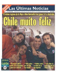 Las Ultimas Noticias (Chile)