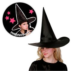 Last chance 2016 Hot sale 1Pc...  http://ehalloween.online/products/2016-hot-sale-1pcs-adult-womens-black-witch-hat-for-halloween-costume-accessory-sep-29?utm_campaign=social_autopilot&utm_source=pin&utm_medium=pin