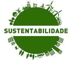 Agora o tema em questão é a SUSTENTABILIDADE.   Sustentabilidade refere-se a um equilíbrio de valores financeiros, sociais e ecológicos...