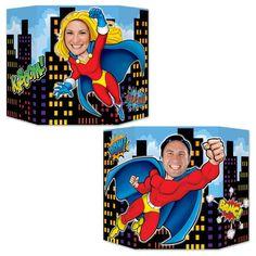 Petit Personnalisé De Super-Héros Wonderwoman Box Carte Maman Mères Jour Carte D/'Anniversaire