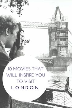 10 Movies That Will Inspire You to Visit London To celebrate the launch of London Fashion Week, here are some cinematic gems that showcase this vibrant city. Things To Do In London, London Calling, London Travel, British Isles, Oh The Places You'll Go, London England, Trip Planning, Britain, Travel Inspiration