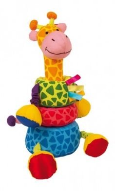 Legler Soft Stacking Giraffe Baby Toy for sale online Giraffe Baby Toy, Stacking Toys, Toy Sale, Baby Toys, Pikachu, Hello Kitty, Etsy, Christmas Ornaments, Holiday Decor