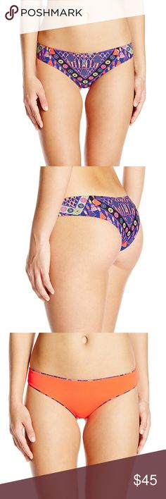 🌼SALE🌼 mara hoffman // reversible bikini bottom NWT Mara Hoffman reversible bikini bottom. Brazilian style. Fits TTS. Gorgeous- only selling because I ordered 2 sizes and preferred the Small! Swim