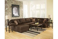 11 best for the home couch images living room fabric sectional rh pinterest com
