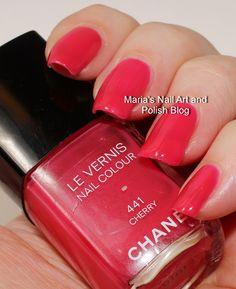 Chanel Cherry 441