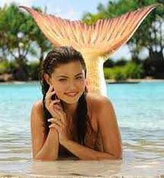 Cleo Sertori Is One Of The Main Characters Who Became A Mermaid In Australian Television Series