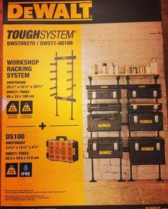 toughtoolreviews Mobile Workshop, Home Workshop, Garage Workshop, Workshop Ideas, Trailer Organization, Workshop Organization, Organization Ideas, Van Storage, Tool Storage