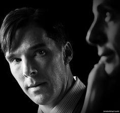 alan and hugh x Benedict Cumberbatch, The Imitation Game