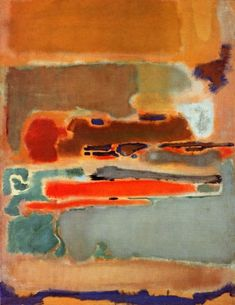 Multiforme de 1948 Mark Rothko