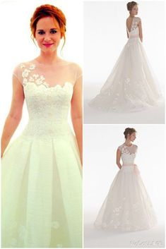 April Kepners Wedding Dress from Greys Anatomy - loooove it but without the pink band❤️ wedding fall ideas / april wedding / wedding color pallets / fall wedding schemes / fall wedding colors november April Kepner, Mermaid Dresses, Bridal Dresses, Wedding Gowns, Grey's Anatomy April, Perfect Wedding, Dream Wedding, Mode Shoes, April Wedding