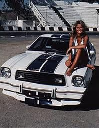 Charlie's Angels Farrah's 1976 ford mustang cobra II
