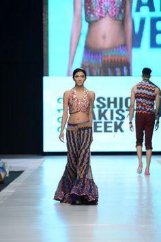 Fashion Pakistan Week 5 2013, Ahsan Nazir
