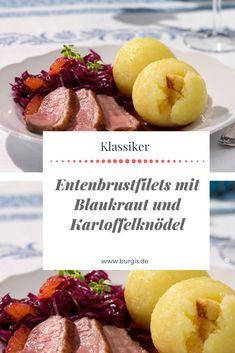 Orange, Cantaloupe, Fruit, Food, Bavarian Food, Dumpling Recipe, German Cuisine, Christmas Meals, Easy Meals
