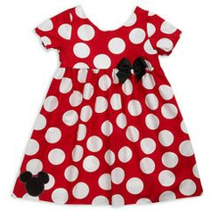 Swoon! Love this Red White Dot Short Sleeve Dress I discovered at lollywollydoodle.com and for only $38! Click the image above and receive $5 off on your next order! Baby Girl Party Dresses, Mickey Minnie Mouse, Polka Dot Top, Red And White, Birthday Parties, Dots, Short Sleeve Dresses, Couture, Summer Dresses