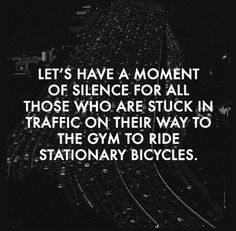 Op de fiets geen files!