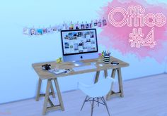 Office #4 at Mony Sims via Sims 4 Updates